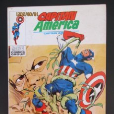 Cómics: CAPITAN AMERICA (1969, VERTICE) 30 · III-1972 · PUNTO CRUCIAL. Lote 288044828