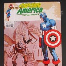 Cómics: CAPITAN AMERICA (1969, VERTICE) 29 · II-1972 · OLA DE CRIMENES. Lote 288046183