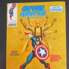 Cómics: CAPITAN AMERICA (1969, VERTICE) 22 · VII-1971 · EL PODER DE HYDRA. Lote 288046618