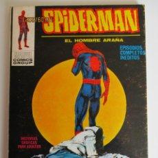 Cómics: SPIDERMAN (1969, VERTICE) -V 1- 31 · V-1972 · EL SECRETO DE LA TABLETA. Lote 288054903
