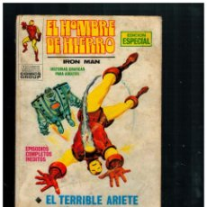 Cómics: EL HOMBRE DE HIERRO - IRON MAN - V.1 TACO Nº 17. VÉRTICE.. Lote 288094578