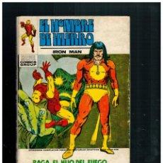Cómics: EL HOMBRE DE HIERRO - IRON MAN - V.1 TACO Nº 27. VÉRTICE. BUENO.. Lote 288094698