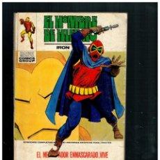 Cómics: EL HOMBRE DE HIERRO - IRON MAN - V.1 TACO Nº 31. VÉRTICE.. Lote 288095058