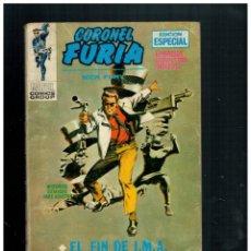 Cómics: CORONEL FURIA. V.1 TACO Nº 13. VÉRTICE.. Lote 288095768