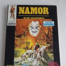 Cómics: NAMOR N-7 COMPLETO CON GALERIA EL MAS DIFICIL DE LA COLECCION. Lote 288177743