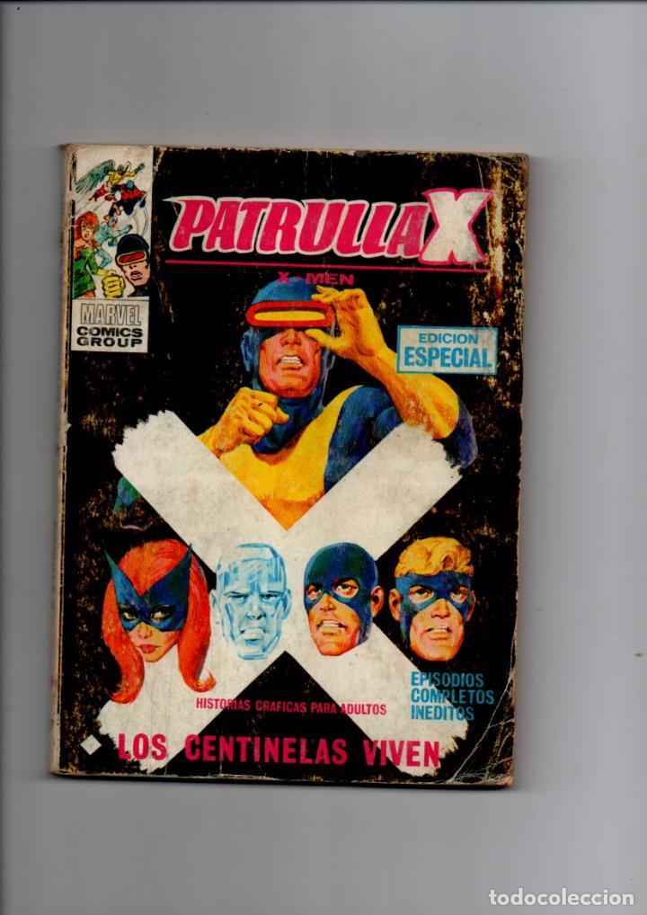 PATRULLA X Nº 27. LOS CENTINELAS VIVEN, EDICIONES VERTICE, 1971. TACO V-1 128 PAGINAS (Tebeos y Comics - Vértice - Patrulla X)