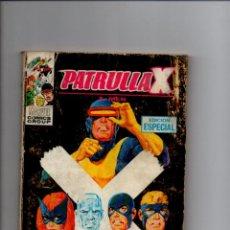 Cómics: PATRULLA X Nº 27. LOS CENTINELAS VIVEN, EDICIONES VERTICE, 1971. TACO V-1 128 PAGINAS. Lote 288203493
