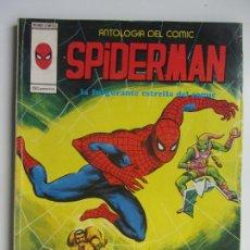 Cómics: SPIDERMAN - ANTOLOGIA DEL COMIC Nº 12 - VERTICE AÑO 1975 BUEN ESTADO ART LV. Lote 288231648