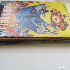 Cómics: LA PANTERA NEGRA COMPLETA Nº 1 2 3 4 5 6 7 8 JACK KIRBY - VERTICE MUNDI COMICS BUEN ESTADO ART LV. Lote 288232643