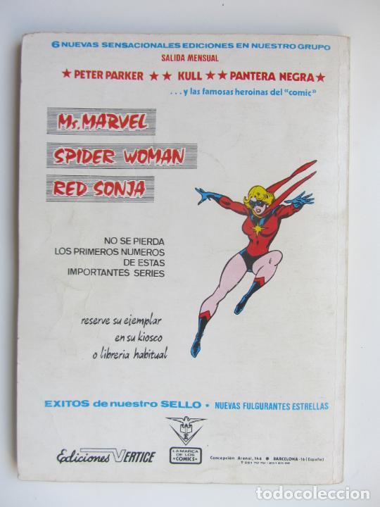 Cómics: ANTOLOGIA DEL COMIC Nº 16 - LA MASA - MUNDI-COMICS - VERTICE RT LV - Foto 2 - 288303663