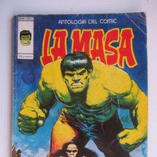 Cómics: ANTOLOGIA DEL COMIC Nº 16 - LA MASA - MUNDI-COMICS - VERTICE RT LV. Lote 288303663