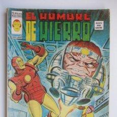 Cómics: EL HOMBRE DE HIERRO -- EXTRA DE NAVIDAD -- MUNDI COMICS - VERTICE 1974 VER FOTOS RT LV. Lote 288305438