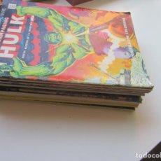 Cómics: THE RAMPAGING HULK. COLECCIÓN COMPLETA DE 1 A 15 MUNDI COMICS VERTICE VER FOTOS ARX44 LV. Lote 288307673