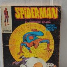 Cómics: COMIC -SPIDERMAN- EL SUPERENEMIGO NÚMERO 29 DE 1969 VERTICE. Lote 288381558