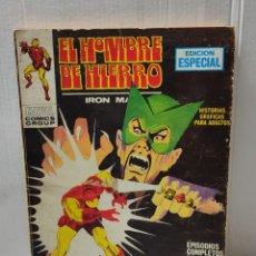 Cómics: COMIC -EL HOMBRE DE HIERRO- EN MANOS DEL MANDARIN NÚMERO 4 DE 1969 VERTICE. Lote 288386288