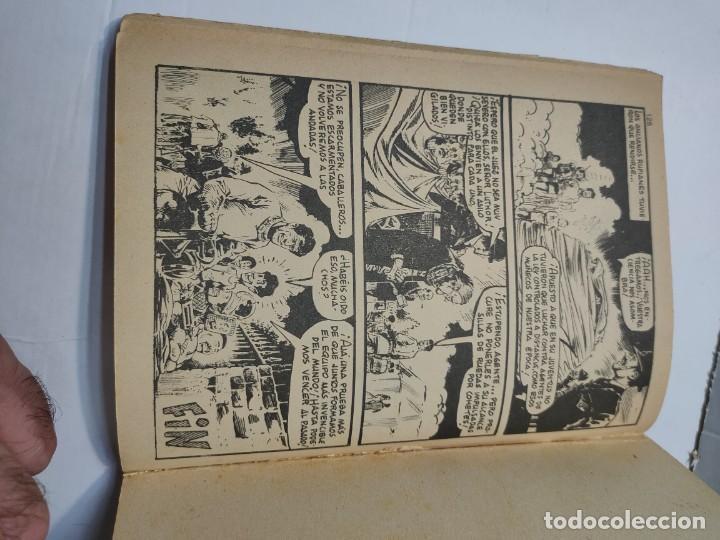 Cómics: Comic -EL HOMBRE DE HIERRO- En Manos del Mandarin número 4 de 1969 Vertice - Foto 5 - 288386288