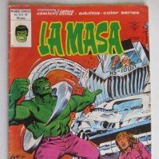 Cómics: LA MASA TOQUE A MUERTE - VOL. 3 - Nº 42 - VERTICE - MUNDI-COMICS.ARX50 LV. Lote 288399483