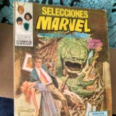 Cómics: SELECCIONES MARVEL 9. ESTADO EXCELENTE. Lote 288401573