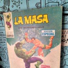 Cómics: HULK LA MASA 8. ESTADO EXCELENTE. Lote 288401948