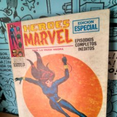 Cómics: HEROES MARVEL 5, LLEGA LA VIUDA NEGRA . VERTICE VOLUMEN 1. ESTADO DE KIOSKO. Lote 288403423