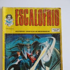 Cómics: VERTICE ~ ESCALOFRIO ~ Nº55. Lote 288464508