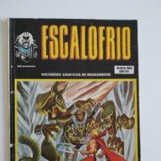 Cómics: VERTICE ~ ESCALOFRIO ~ Nº57. Lote 288464908