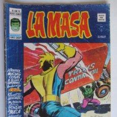 Cómics: LA MASA VOL. 3 - Nº 18 1976 VERTICE - MUNDI-COMICS C9X3 LV. Lote 288578428