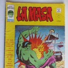 Cómics: LA MASA VOL. 3 - Nº 17 1976 VERTICE - MUNDI-COMICS C9X3 LV. Lote 288578488