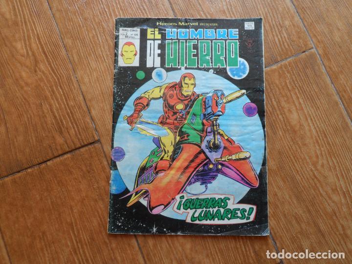 HEROES MARVEL VERTICE VOLUMEN .2 Nº 64 EL HOMBRE DE HIERRO (Tebeos y Comics - Vértice - Hombre de Hierro)