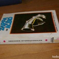 Cómics: ZARPA DE ACERO EDICION ESPECIAL Nº 2 VERTICE TACO 384 PGS AÑO 1971. Lote 288987518