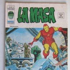 Cómics: LA MASA VOL. 3 - Nº 15 1976 VERTICE - MUNDI-COMICS C9X3 LV. Lote 289018063