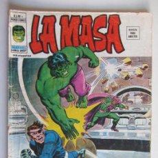 Cómics: LA MASA VOL. 3 - Nº 4 1973 VERTICE - MUNDI-COMICS C9X3 LV. Lote 289018313
