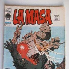 Cómics: LA MASA VOL. 3 - Nº 5 1973 VERTICE - MUNDI-COMICS C9X3 LV. Lote 289018508