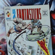 Cómics: CASI EXCELENTE ESTADO LOS 4 FANTASTICOS 10 VOL II COMICS EDICIONES VERTICE. Lote 289241948