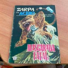 Cómics: ZARPA DE ACERO Nº 27 MASCARADA FATAL (ORIGINAL VERTICE) (COIB207). Lote 289299198