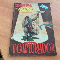 Cómics: ZARPA DE ACERO Nº 16 CAPTURADO (ORIGINAL VERTICE) (COIB207). Lote 289301748