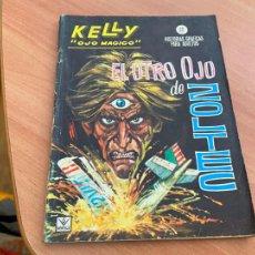 Cómics: KELLY OJO MAGICO Nº 8 EL OTRO OJO DE ZOLTEC (ORIGINAL VERTICE) (COIB207). Lote 289303018