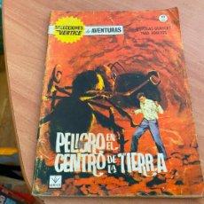Cómics: SELECCIONES VERTICE DE AVENTURAS Nº 3 PELIGRO EN EL CENTRO DE LA TIERRA (ORIGINAL VERTICE) (COIB207). Lote 289314843