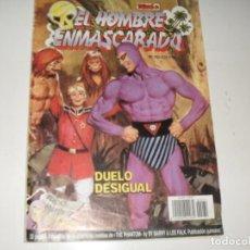 Cómics: EL HOMBRE ENMASCARADO 31.EDICIONES B.AÑO 1988.. Lote 289328653