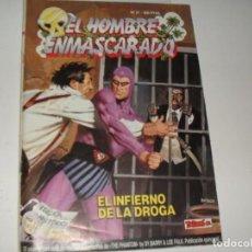 Cómics: EL HOMBRE ENMASCARADO 21.EDICIONES B.AÑO 1988.. Lote 289328813