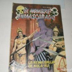 Cómics: EL HOMBRE ENMASCARADO 15.EDICIONES B.AÑO 1988.. Lote 289329178