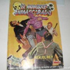 Cómics: EL HOMBRE ENMASCARADO 13.EDICIONES B.AÑO 1988.. Lote 289329293