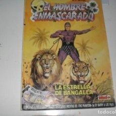Cómics: EL HOMBRE ENMASCARADO 9.EDICIONES B.AÑO 1988.. Lote 289329463