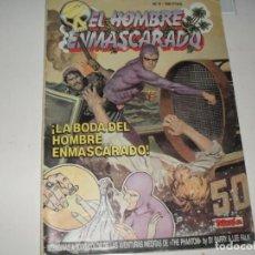 Cómics: EL HOMBRE ENMASCARADO 8.EDICIONES B.AÑO 1988.. Lote 289329623