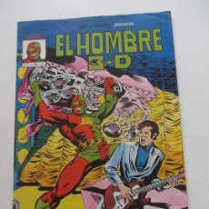 Cómics: SUPER HEROES Nº 5 EL HOMBRE 3-D MUNDI COMICS VERTICE BUEN ESTADO E10X4 LV. Lote 289362108