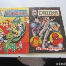 Cómics: SUPER HEROES Nº 1 2 DAZZLER LINEA 81 MUNDI COMICS VERTICE BUEN ESTADO E10X4 LV. Lote 289362608