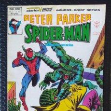 Cómics: VÉRTICE PETER PARKER SPIDERMAN VOL1 Nº17-SPANISH EDITION-IMPECABLE-LOPEZ ESPÍ COVER-BAGED. Lote 289422358