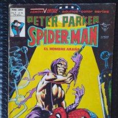 Cómics: VÉRTICE PETER PARKER SPIDERMAN VOL1 Nº15-SPANISH EDITION-MUY BUEN ESTADO-LOPEZ ESPÍ COVER-BAGED. Lote 289422538