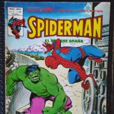 Cómics: VÉRTICE SPIDERMAN VOL3 Nº59-SPANISH EDITION-BUEN ESTADO-LOPEZ ESPÍ COVER-BAGED. Lote 289423313