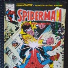 Cómics: VÉRTICE SPIDERMAN VOL3 Nº61-SPANISH EDITION-BUEN ESTADO-LOPEZ ESPÍ COVER-BAGED. Lote 289423678